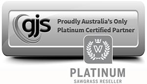 GJS is a Platnium Sawgrass Reseller