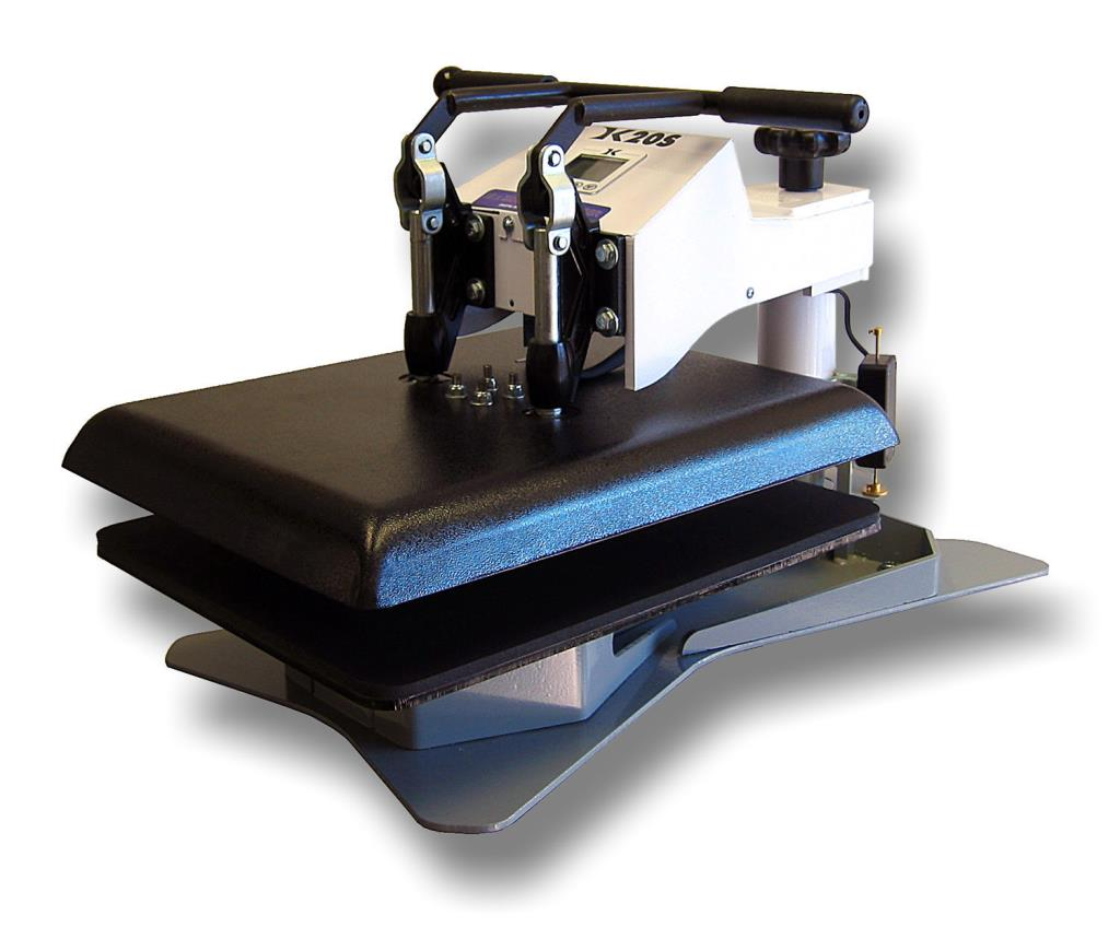 Heat Transfer Presses For Dye Sublimation Vinyl And More