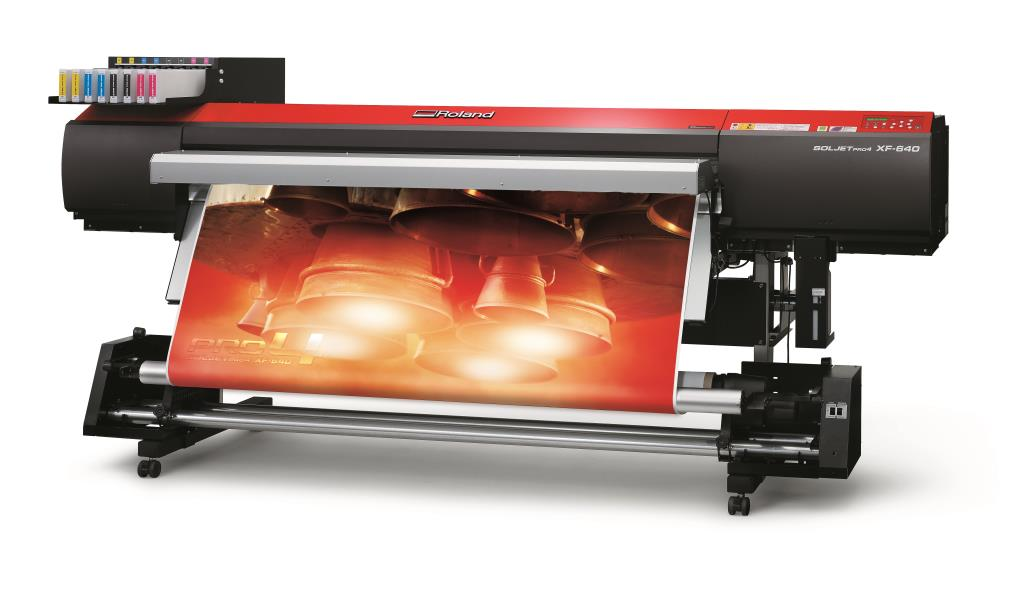 Roland Digital Solvent Or Uv Printers And Cutters