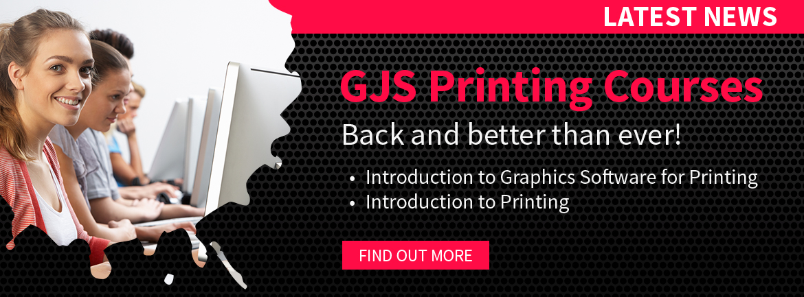 GJS Printing Courses