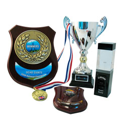 Identification, Trophy & Awards