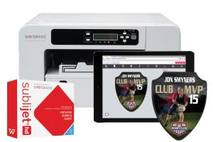 NEW Virtuoso A4 and A3 Dye Sublimation Printers Available NOW