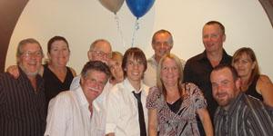 GJS Celebrates Grahams 60th Birthday