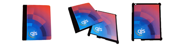 New Sublimatable iPad Covers! Available in two unique styles!