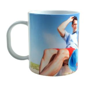 Plastic Dye Sublimation Mugs Available @ GJS!