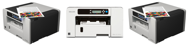 New subli-trans XPRES SG 3110DNw A4 Dye Sublimation System