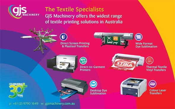 GJS: The Textile Specialists