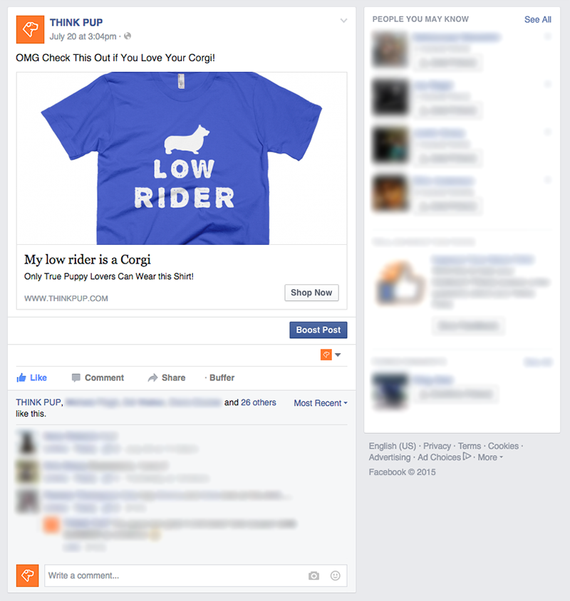 How i built an online t shirt business and made 1 for T shirt ads on facebook