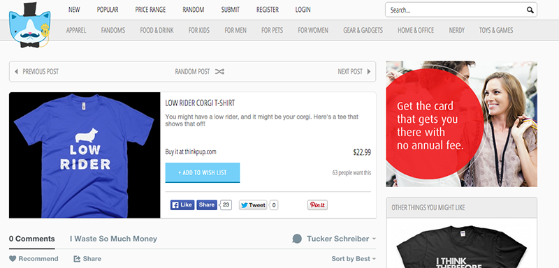 How I Built an Online T-Shirt Business and Made $1,248 90 in 3 Weeks