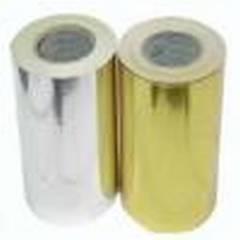 Metallic Transfer Foil - 750mm Width