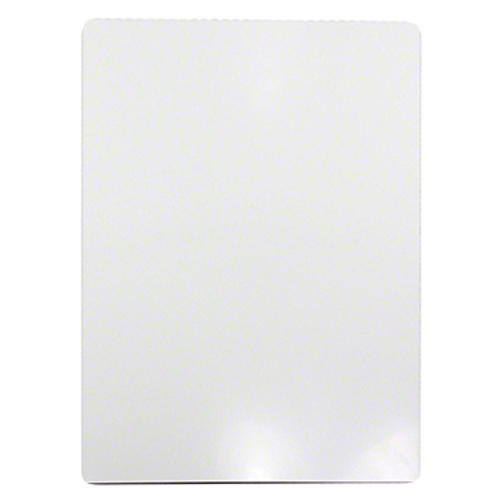 ChromaLuxe EXT Outdoor Metal Panels - White Gloss - 20″ x 30″
