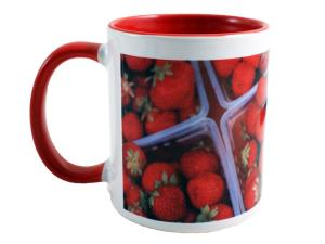 Ceramic Mugs - Inner Colour