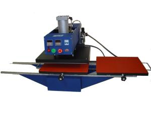 GJS Air Operated Heat Transfer Press - Sliding Base