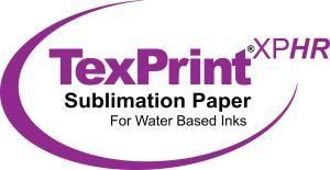 TexPrintXP 105gsm High Release Dye Sublimation Transfer Paper - Desktop