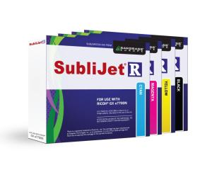 SubliJet-R Bulk Ink Cartridge Packs