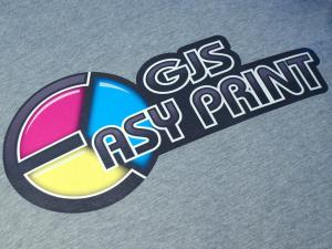 GJS EasyPrint - Solvent Heat Transfer Film