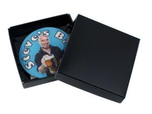 Coaster Presentation Boxes