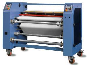AIT 7240IJO Oil Heated Rotary Heat Transfer Press