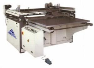 Keywell Sliding Table Semi Automatic Glass Printer