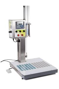 Easyflow Semi-Automatic Opal Doming Machine