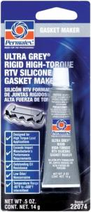 Ultra Grey Silicon Adhesive Glue