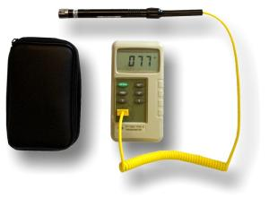 Digital Pyrometer & Surface Probe Kit