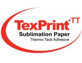 TexPrint Thermo-Tack 100gsm High Release Adhesive Dye Sublimation Paper - Large Format