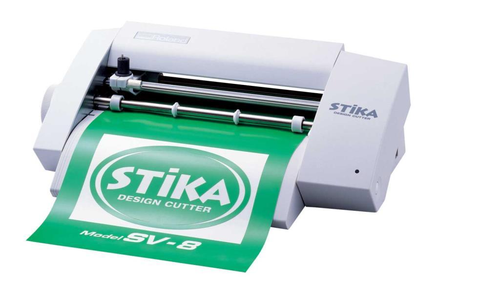 Roland Sv 15 Stika Desktop Vinyl Cutter Autos Post