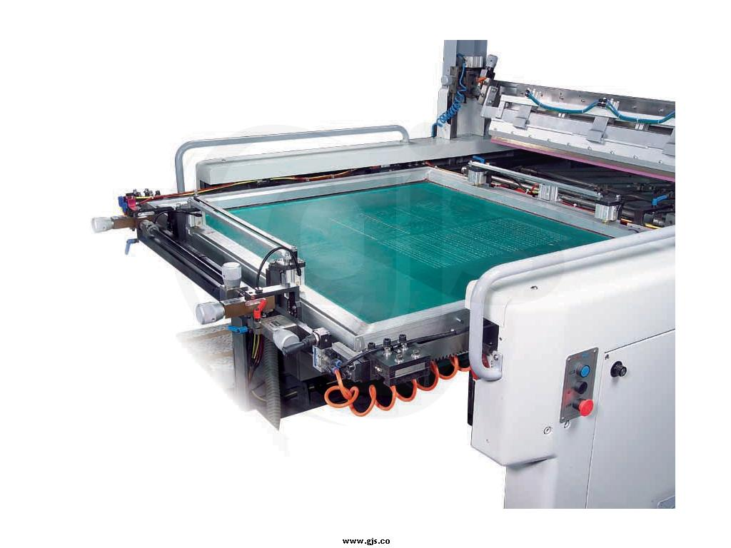 how much is a screen printer machine