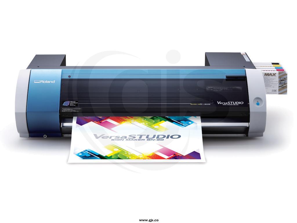 Roland Versastudio Bn 20 Metallic Desktop Eco Solvent