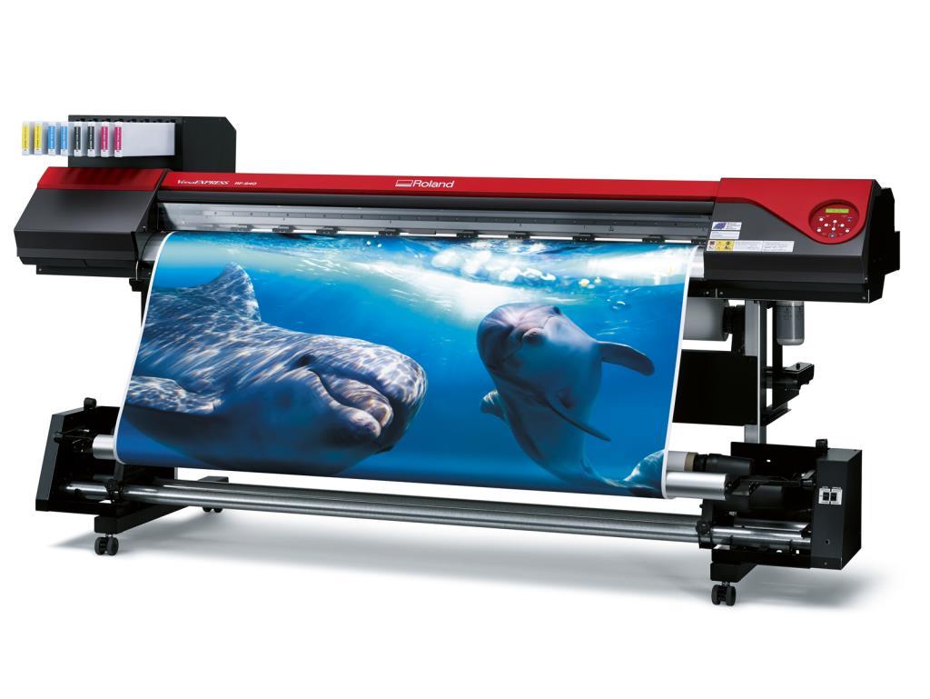 Roland Versaexpress Rf 640 Printer Solvent Printers